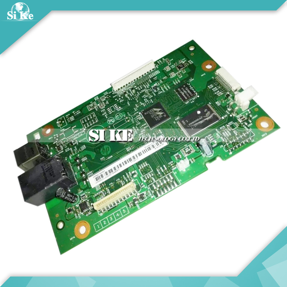 Laser Printer Main Board For HP M176 M176N M177 M177fw 177 177FW 176 176N HP176 HP176N Formatter Board Mainboard Logic Board formatter pca assy formatter board logic main board mainboard mother board for hp m775 m775dn m775f m775z m775z ce396 60001