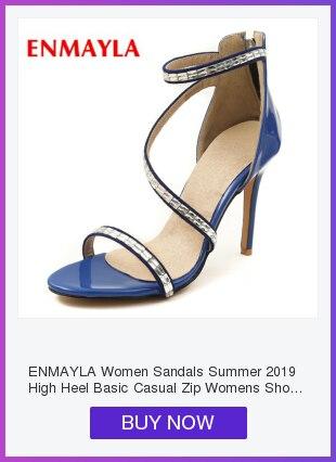 50fef7572 ENMAYLA مثير المطرزة الدانتيل حذاء نسائي بكعب عالٍ امرأة أبيض أسود حذاء من  الجلد النساء الدانتيل متابعة منصة أحذية بوت قصيرة سيدة أحذية