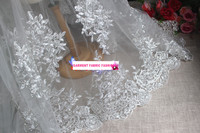 corded lace cloth fabric ivory heavy European wind Pygmy white silver corded lace fabric