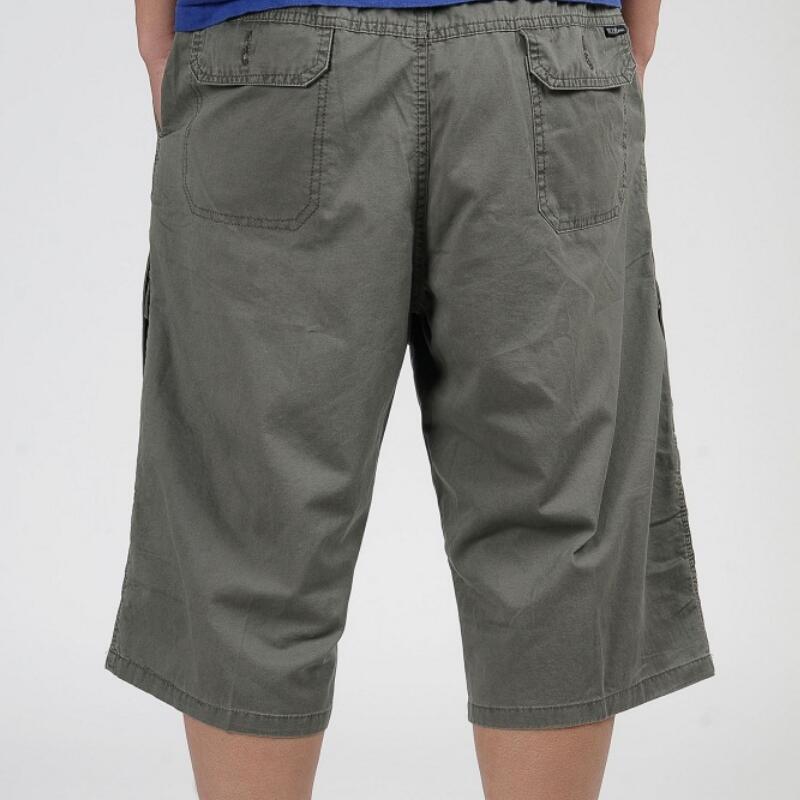 Новые мужские Рубашки домашние мужские свободные работа шорты человек военный короткие штаны
