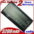 Jigu 4400 mah 11.1 v batería del ordenador portátil para asus f5 x50sl x50vl x50rl f5vl a32-f5 f5gl f5sl 6 células