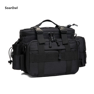 Image 1 - Multifunctional Shoulder Bag Fishing Gear Fishing Bag Waterproof Bag Outdoor Tactical Mountaineering Backpack Portable nylon