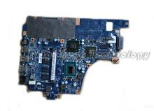 SHELI laptop Motherboard For Sony SVF14 DA0GD5MB8E0 A1946132A REV E for intel i5 3337M cpu with
