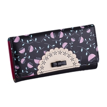 Фотография Wallet for women wallets brands purse dollar price printing designer purses card holder coin bag female