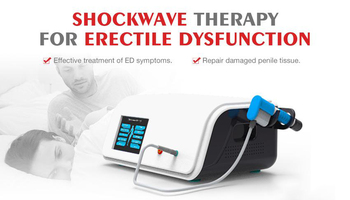 Electromagnetic physical shock wave therapy aesthetic equipment shockwave therapy machine pain relief machine with ED treatment