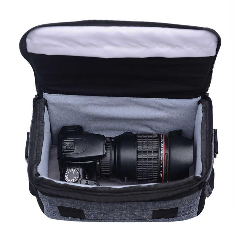 DSLR للماء كاميرا فوتوغرافية حقيبة القضية لكانون EOS 750D 1300D 5D مارك الرابع III 800D 200D 6D مارك الثاني 7D 77D 60D 70D 600D 700D 760D
