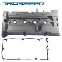 Free Shipping JDMSPEED Engine Valve Cover + PCV Valve + Gasket 22410 26611 Fit For Hyundai Accent 2001 2004 Valve Covers     -