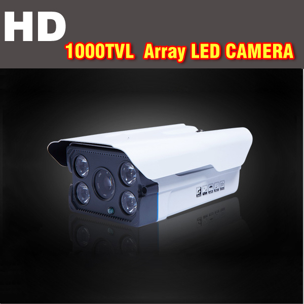1000TVL CCTV Camera Outdoor HD Waterproof Cmos Color Surveillance Security Camera IR filter Night Vision CCTV Equipment hd 1 3 1000tvl ir color cctv outdoor security cmos waterproof dome camera 24 ir leds night vision
