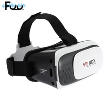 VR BOX 2.0 Virtual Reality Glasses Vr Box Case 3D Glasses For 3D Video Movies And Games  For 3.5″-6.0″ Smart Phone With Package