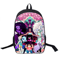 Cartoon Steven Universe Backpack For Boys Girls Children School Bags Anime Gravity Falls Backpack Kids School Backpacks Gift Bag