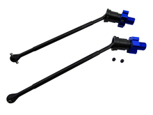 Upgrade steel CV axle kit with 24mm aluminum wheel hex for the Traxxas X-Maxx