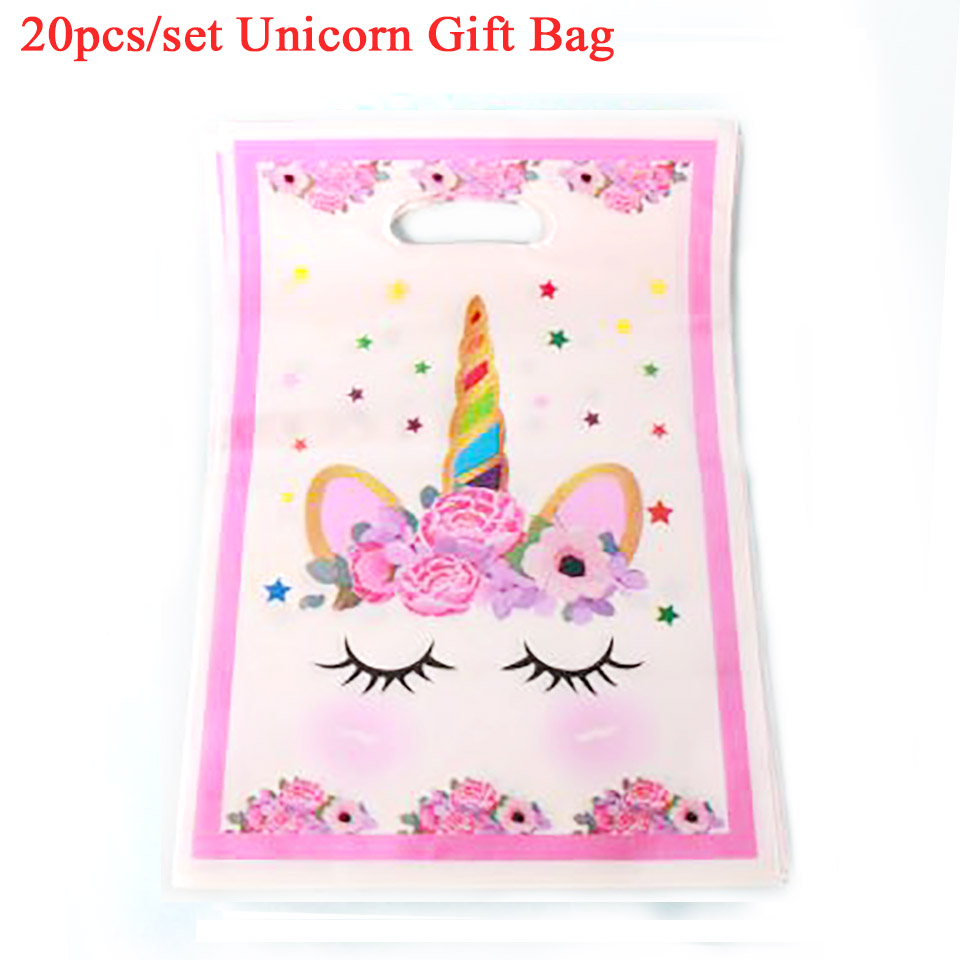 unicorn plastic loot bag (9)