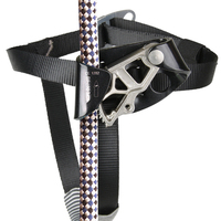 P65 Outdoor climbing rock climbing/hole rescue/aerial / SRT single rope technology left foot/rise Device CE certification