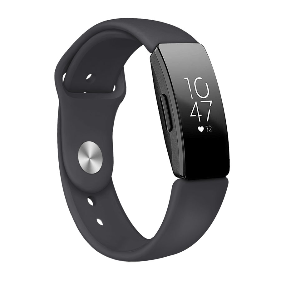 HOT Fashion Sports Silicone Bracelet Strap Band For Fitbit Inspire//Inspire HR