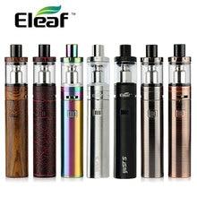 Новый оригинальный eleaf ijust s starter kit 3000 мАч встроенный Батарея w/4 мл ijusts распылитель EC и ecl катушки e электронная сигарета
