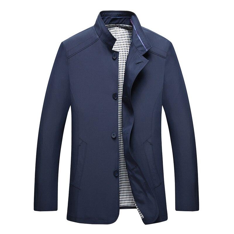 High Quality Sales Men Spring Jackets M-3xl New 2017 Mens Casual Autumn Jacket Mens Jackets And Coats Bussiness Men Outerwear мужской пуховик brand new m 3xl men warm coats