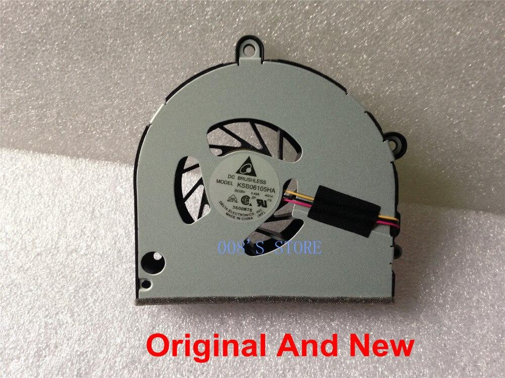 Bilgisayar ve Ofis'ten Dizüstü Bilgisayar Soğutma Pedleri'de Yeni CPU Soğutma Soğutucu Fan Için Packard Bell Easynote TM81 TM82 TM86 TM87 TM93 TM89 TM85 TM94 TM98 TM99 TM97 KSB06105HA K014 title=