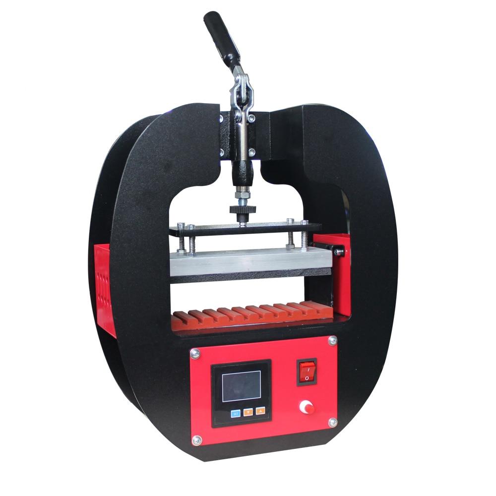 Cheap New Arrival digital heat transfer 10 in 1 ballpoint pen logo printing heat press machine