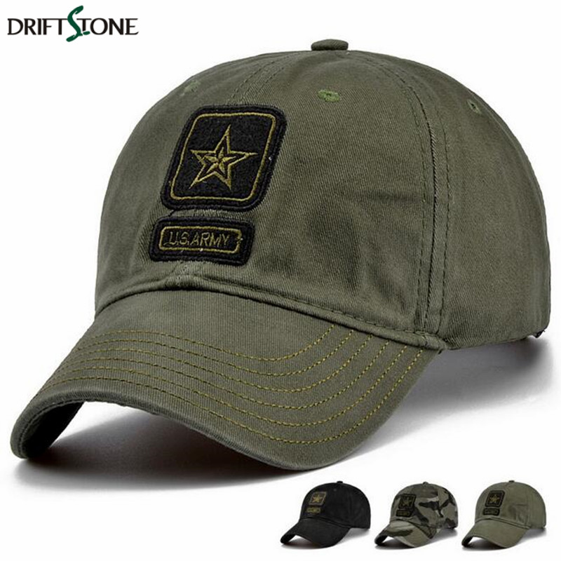 100% Cotton Men Pentagram Cap Tactical Baseball Caps Camouflage Hat Camo Baseball Hats Adjustable elderly men cotton twill adjustable assorted colors sunshade baseball cap