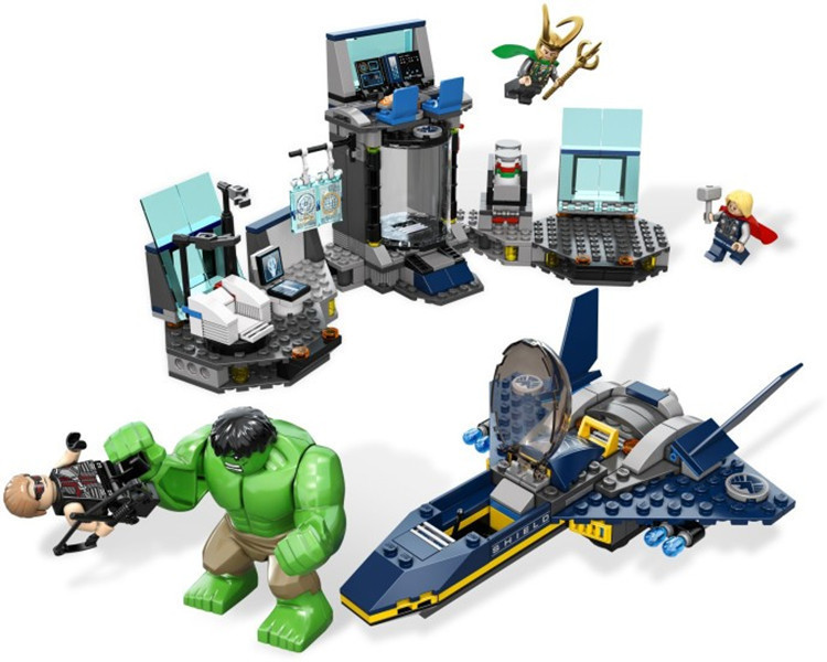The Avengers 2 Age of Ultron Superheroes Hulk Thor Counterattack Scenes Bricks Baby Toy SY328 Building Blocks Sets Toys люстра подвесная mw light ариадна 450016305
