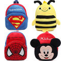 Toddler Kids Child Boy Girl Cartoon Backpack Schoolbag Shoulder Bags Kids Storage Bags