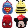 Toddler Kids Child Boy Girl Cartoon Backpack Schoolbag Shoulder Bags Kids Storage Bags