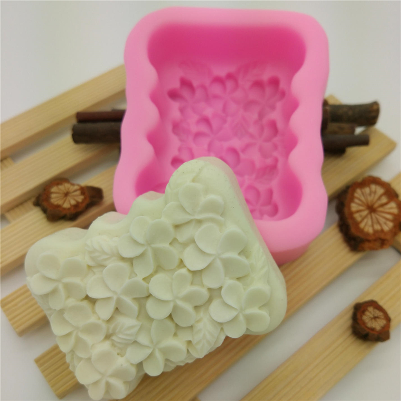 Silicone Soap Mold Cake Decoration Molds Silicone Forms