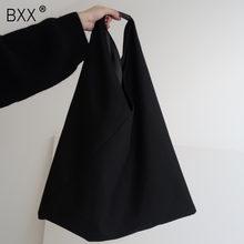 BXX 2021 Sommer Neue Muster Mode Große Kapazität Schulter Für Frauen Paket Casual Damen Einfarbig Reise Handtasche DA296