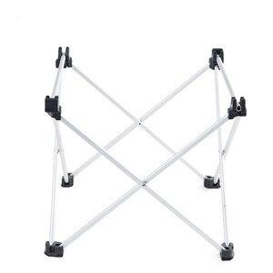 Image 3 - 超軽量アルミ合金テーブルスポット屋外キャンプテーブルポータブル折りたたみ式テーブルキャンプ自己駆動テーブル