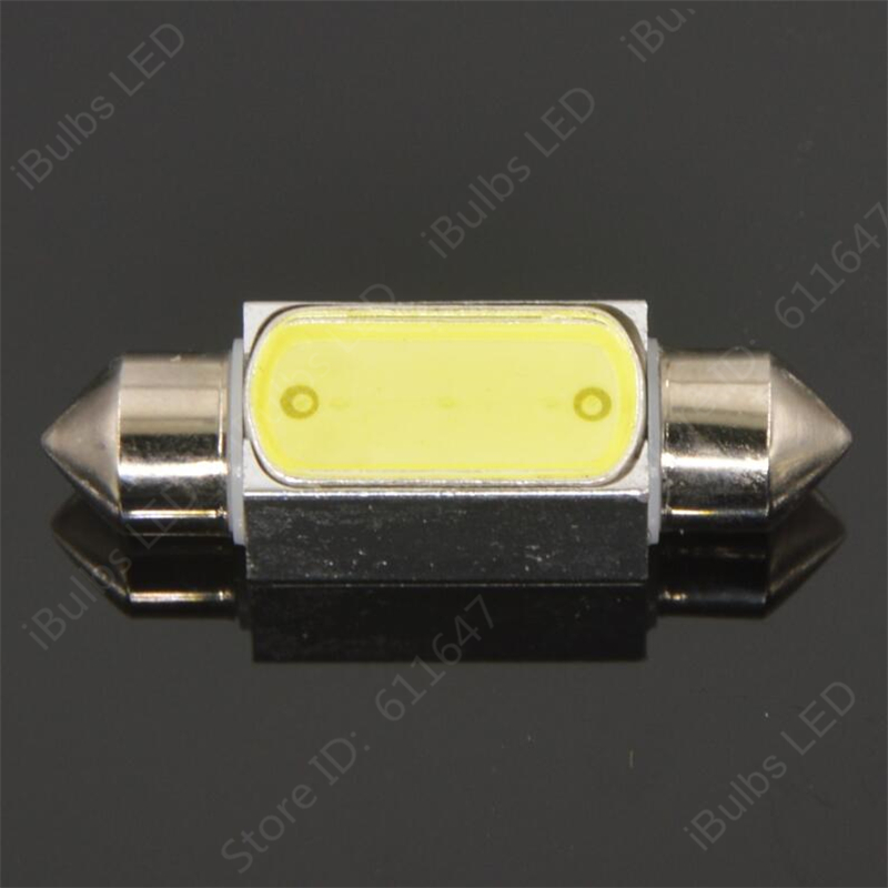 100pcs Super Bright Festoon C5W 31mm 36mm 39mm 41mm COB High Power LED Car Auto Interior Dome Light Reading Lights DC 12V-in Signal Lamp from Automobiles & Motorcycles    3