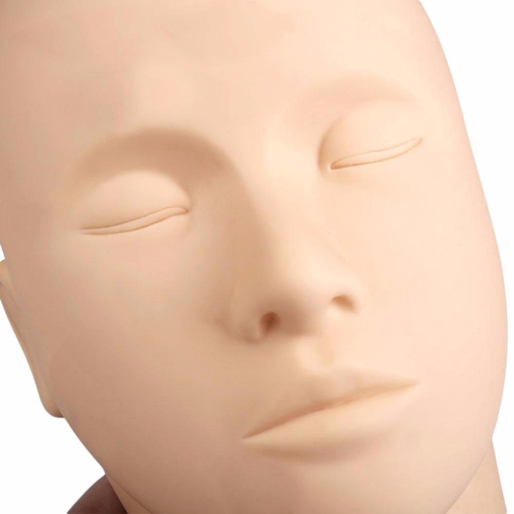 False Eyelashes Trainning Model Salon Mannequin Lashes Permlift