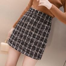 0f36986dd73011 Vente en Gros black tweed skirt Galerie - Achetez à des Lots à ...