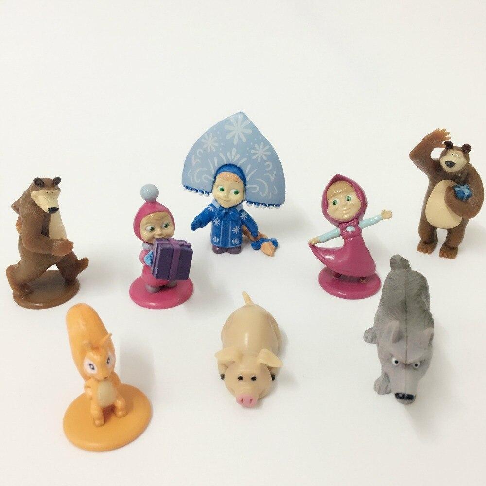 Cake Decorating Animal Figures Online Buy Wholesale Cake Decorating Toys From China Cake
