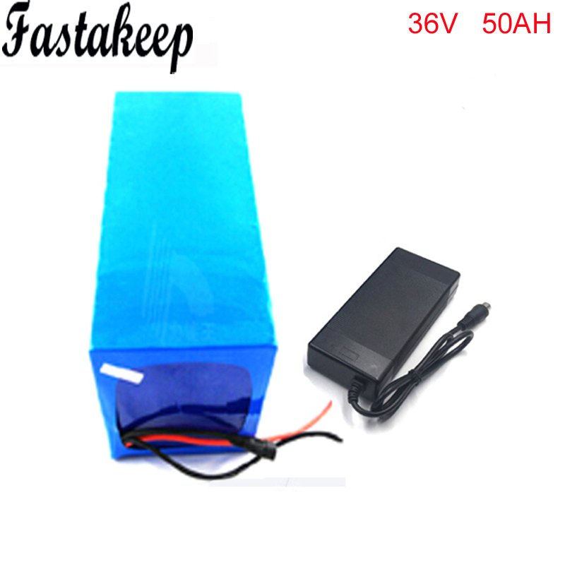 No taxes DIY E-scooter Battery Pack 36v 1000w li-ion Electric Bike Battery 36v 50ah Lithium Battery with BMS and charger diy 24v 20ah electric bike battery 500w electric bicycle lithium ion battery with bms charger 24v li ion scooter battery pack