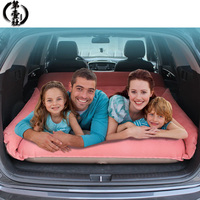 1.8*1.45 Car Inflatable Car Bed Hatchback Travel Bed Air Mattress Cover Rest For Ibiza VW Golf 4 Ford Fiesta Focus 2 Opel Astra