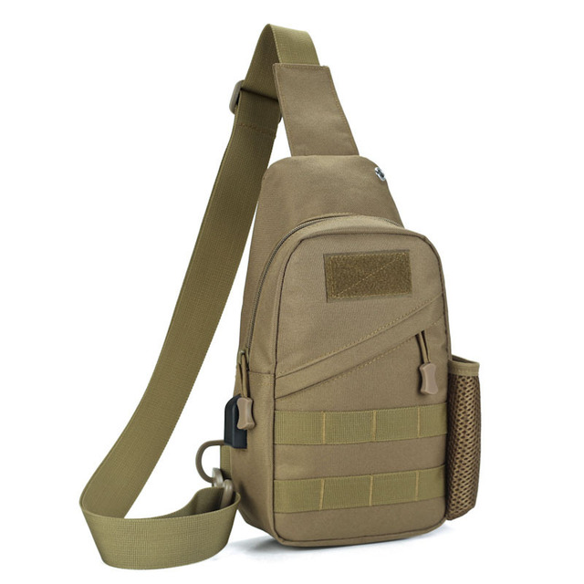Cheap High Quality Fishing Bag Men Fishing Bag Satchel Shoulder Bag Chest bag Leisure Multifunctional Outdoor Cycling Fishing Gear Kit
