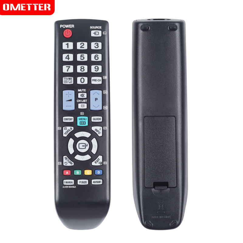 New Universal Led Lcd  TV Remote Control Use For Samsung BN59-00942A BN59-00865A AA59-00496A AA59-00743ATV Remote Controller