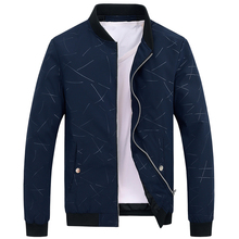 Spring Autumn mens jackets and coats Casual Mens Jackets Plu