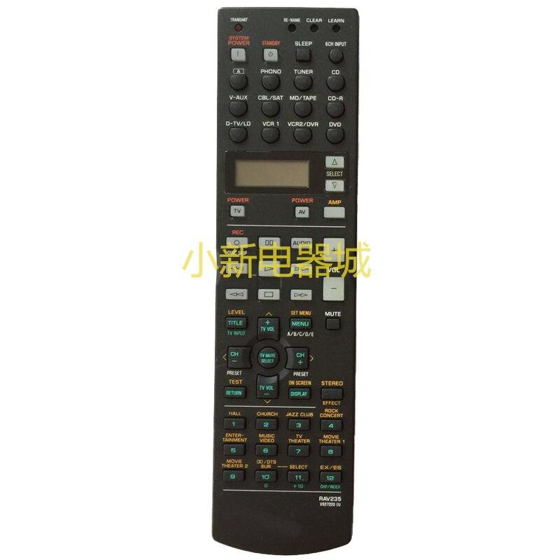 Brand new Original remote control REPLACEMENT RAV235 v927210 For YAMAHA RX V740 DSP AX1300 DSP AX740