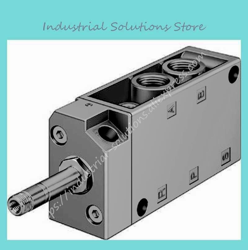 MFH-5-1/4 6211 пневматический Соленоидный клапан MFH-5-1/4 серии 6211 без катушки