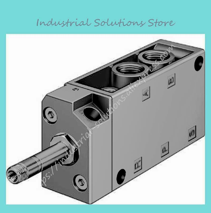 MFH-5-1/4 6211 Pneumatic Solenoid Valve MFH-5-1/4 Series 6211 without coil other stories and other stories