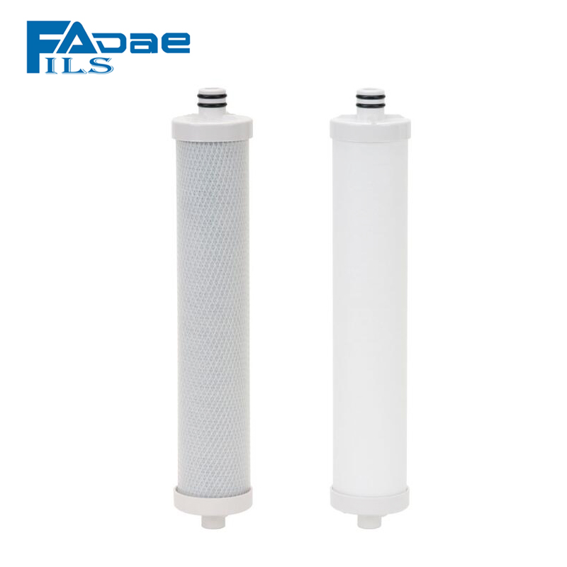 Replacement Water Filters Carbon Block And Sediment Filter Compatible For Culligan AC-30 Reverse Osmosis - Pack Of 2
