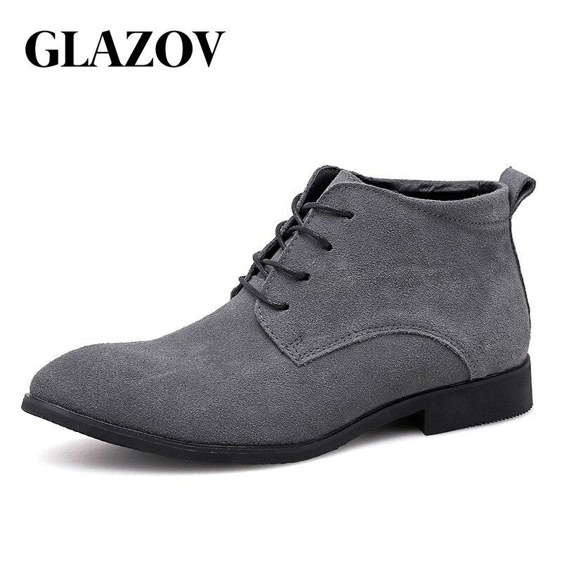 Chaud hommes bottes d'hiver pour homme chaud imperméable bottes de pluie chaussures 2018 nouvelles affaires hommes cheville bottes de neige mode hommes chaussures d'hiver