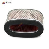 Motorcycle Air Filter Intake Cleaner For Honda Shadow 400 750 ACE Deluxe Spirit VT400 VT750 1997