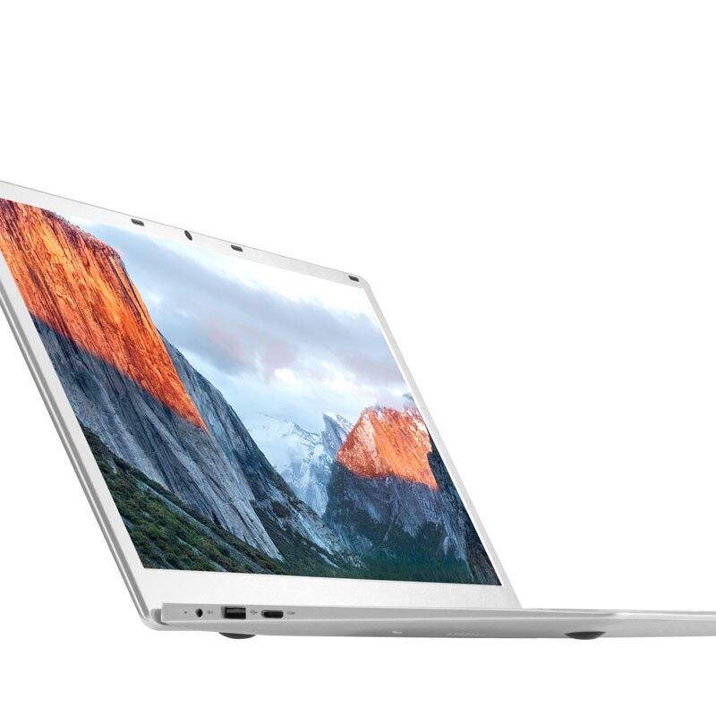 Laptop 15.6Intel Celeron J3455 Quad Core up to 2.3GHz RJ45 Bluetooth Netbook Computer 10000mAh 8G RAM 240G SSD 1TB HDD