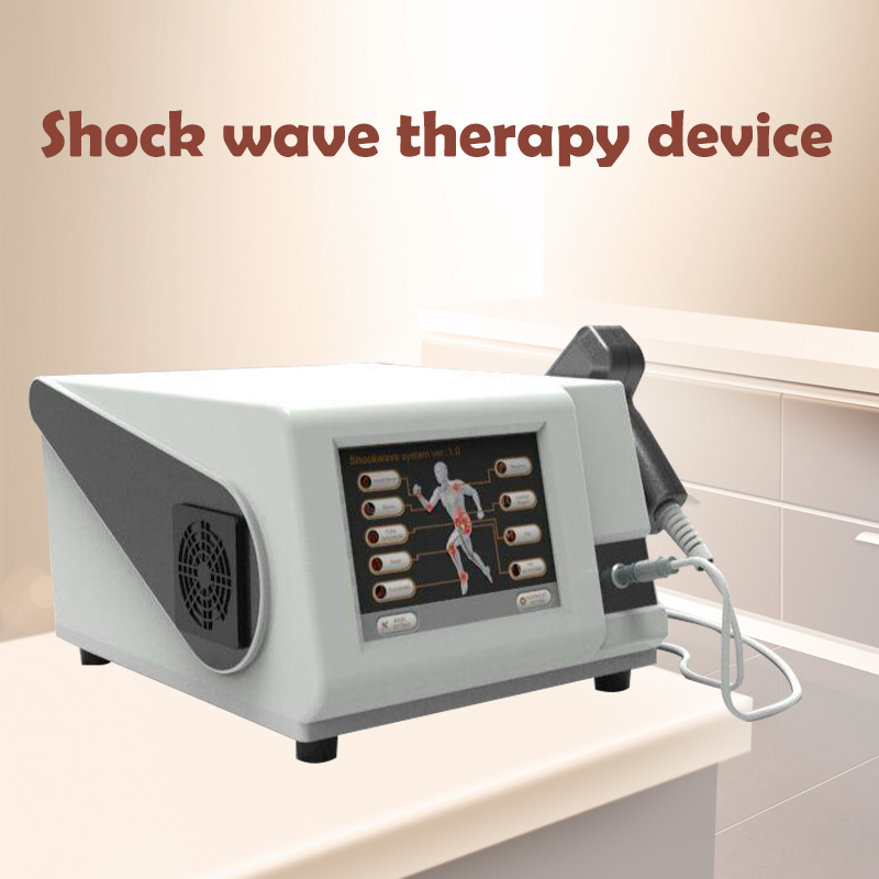 Therapy Extracorporeal Pulse Activation Technology Equipment Acoustic Shock Wave Physiotherapy For BOD Pain Medical Machine