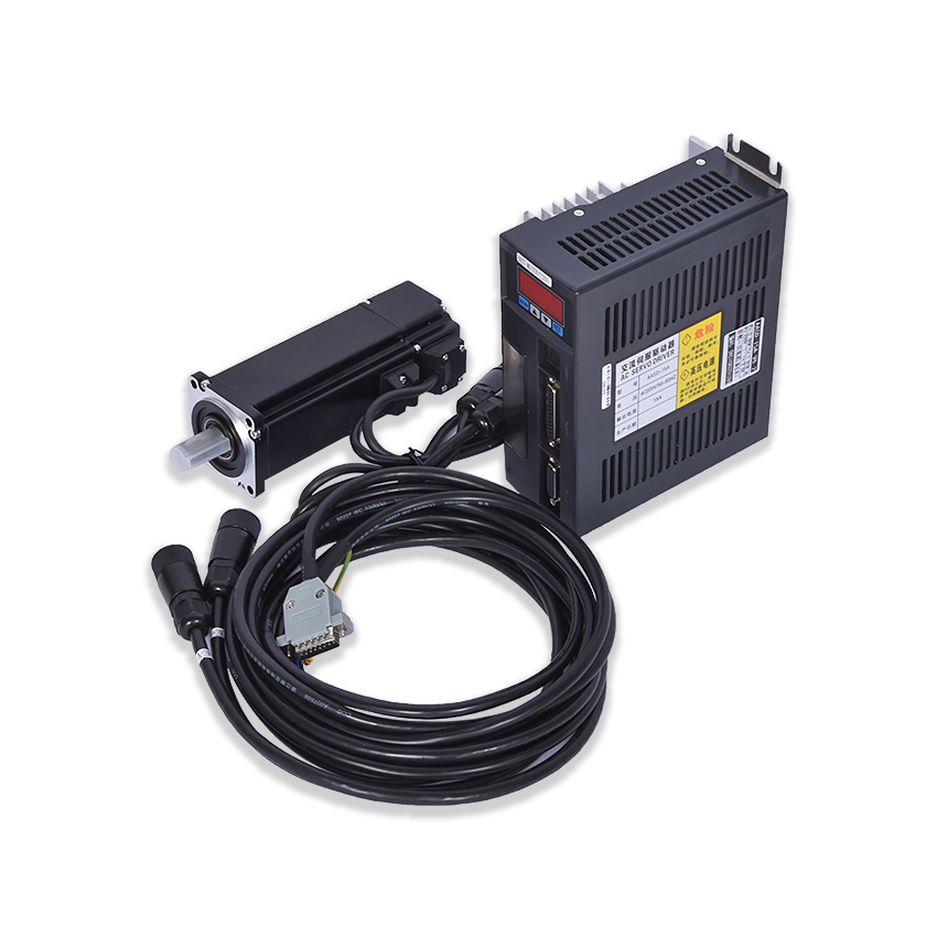 New Arrival Servomotor Kit AC Servo Motor 60ST-M01930 + Servo driver 3 Phase & 1 Phase Electric Motor 600W 3.5A 1.91N.M 3000RPM электрический духовой шкаф candy fcl 624 6 ba