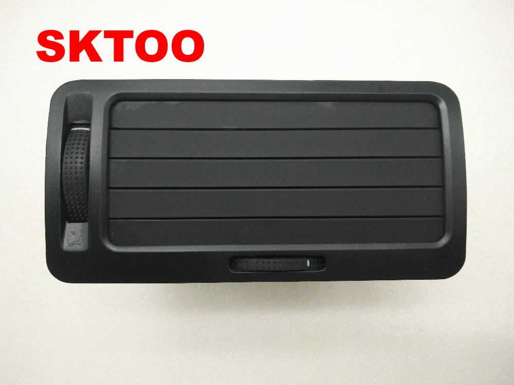 SKTOO Free shipping for Volkswagen VW bora golf 4 instrument air outlet central air-conditioning air outlet the air outlet 2017 car dashboard console central air conditioning ventilation grille air outlet trim for vw jetta 4 bora mk4 1998 2005