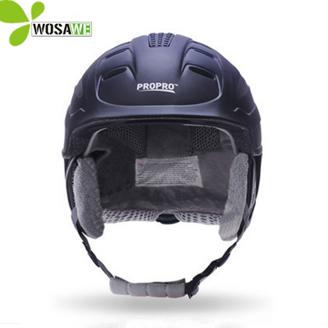 PROPRO horse riding ski helmets half-covered men women capacetes de motociclista sports safety hat helmet skiing headwear