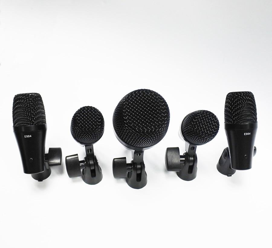 tambor kit microfone instrumento microfone dinâmico mike